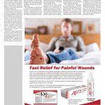 Gensco's Astero hydrogel alleviates diabetic foot ulcers