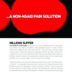 A Non-NSAID Pain Solution