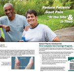 Reduce Patients' Gout Pain…
